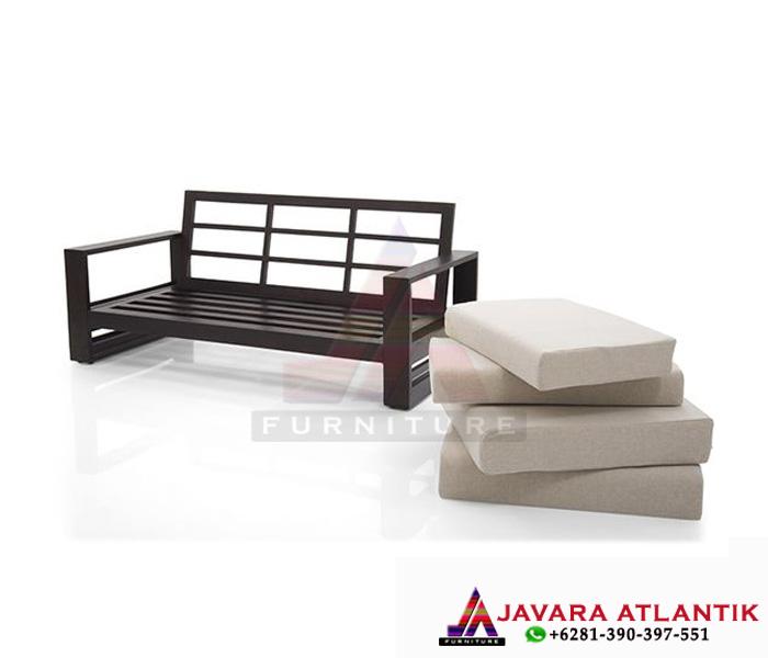 Set Kursi Sofa Tamu Minimalis Modern Jati Kursi Ruang Tamu Minimalis